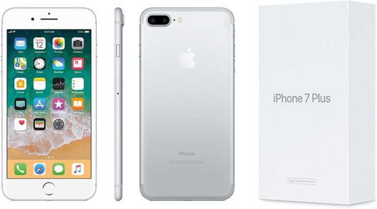 Apple now selling refurbished iPhone 7 & iPhone 7 Plus