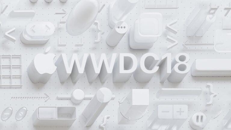 WWDC 2018 Wallpapers