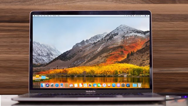 Apple Released macOS 10.13.4 With eGPU Support, Sorting For Safari Bookmarks, and more