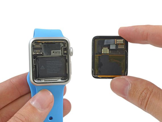 Apple Offering Free Repair Service For 42mm Apple Watch Series 2 Models With Swollen Battery