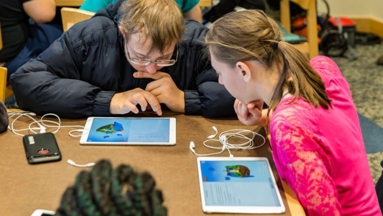 "Apple Expands ""Everyone Can Code"" To Schools Servicing Disability Students"