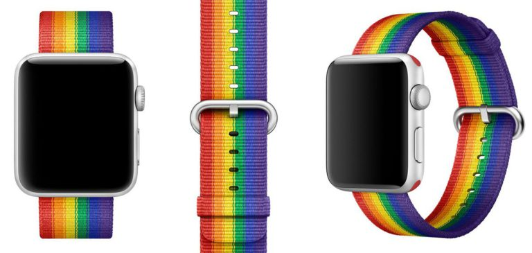 New Apple Watch Pride face to release next Monday