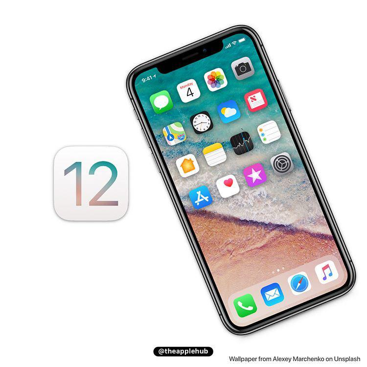 Elegant iOS 12 Concept By @theapplehub – Part 1
