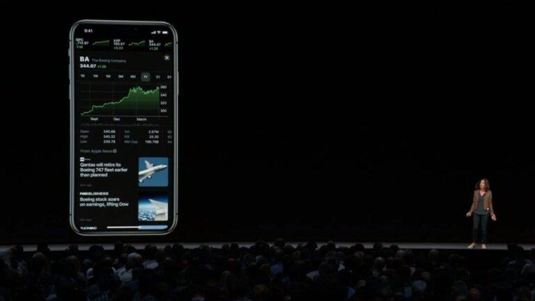 iOS 12 brings Redesigned Stocks app and Voice Memos App, New 'Apple Books'