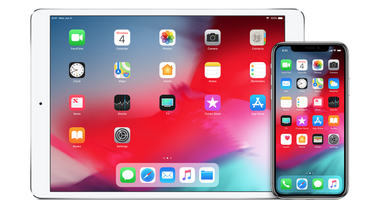 Apple releases first iOS 12 and tvOS 12 Public beta