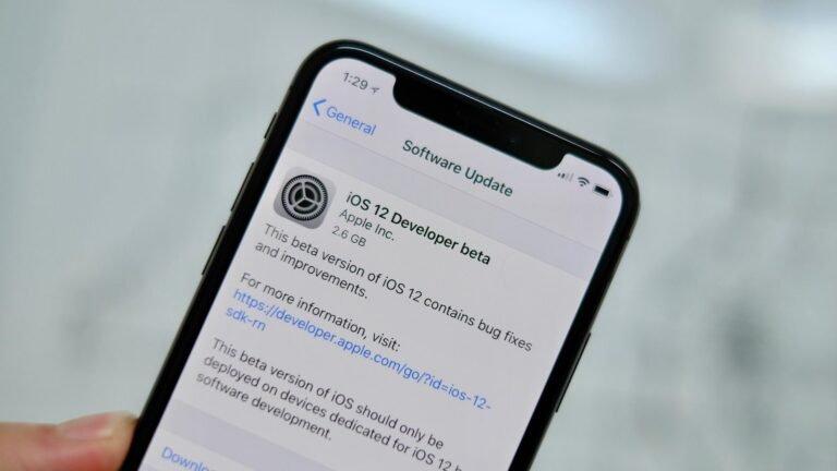 iOS 12 Developer Beta 1 – In Depth Review