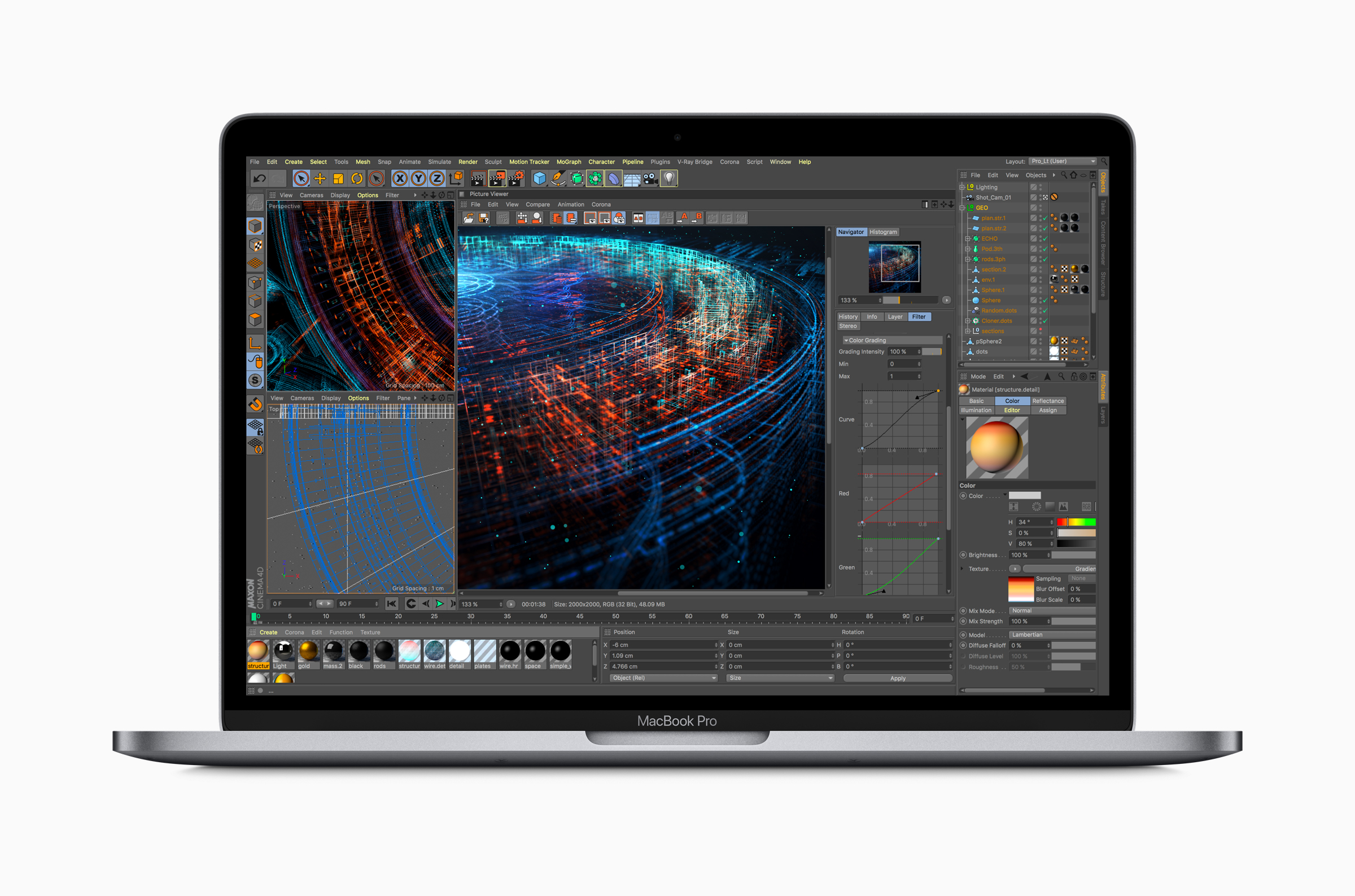Apple updates MacBook Pro with Touch Bar bringing faster performance ...