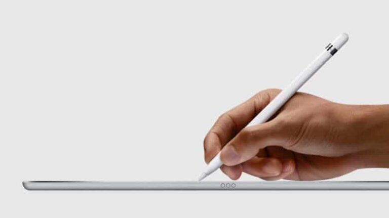 New Report Says That Apple Pencil To Support 2018 iPhones