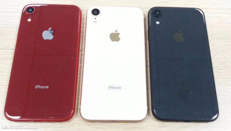 """iPhone 9 dummy units previewed & featured for """"pre-order"""" on Romanian website."""
