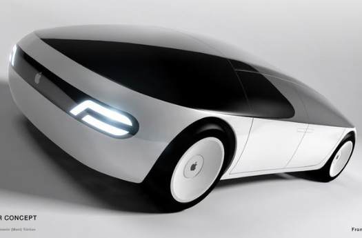 Apple-Driving Us Into The Future