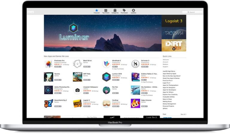 Malicious applications found to be stealing data in the Mac App Store