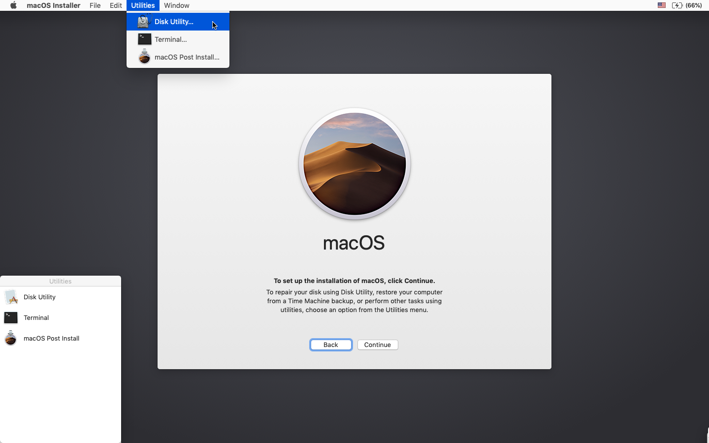 "Install macOS 10 14 Mojave on an ""unsupported"" system – Appleosophy"