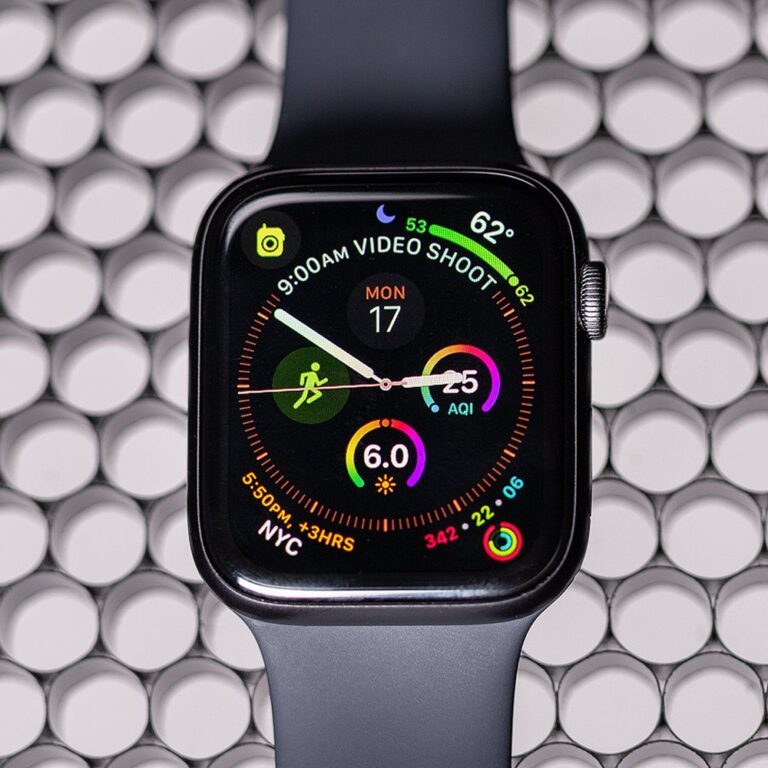 Compal will join Quanta to produce Apple Watch Series 4 in November