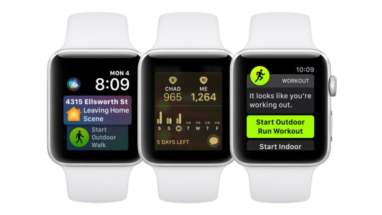 watchOS 5.0.1 available today with Activity fixes and improvements
