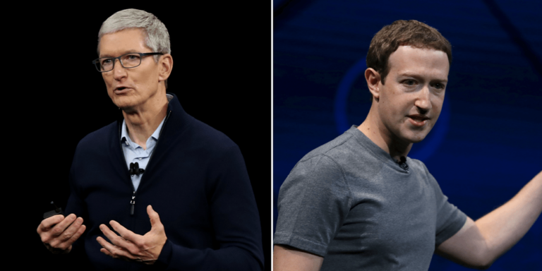 Mark Zuckerberg's decision to ban Infowars Lead Alex Jones was prompted by Apple