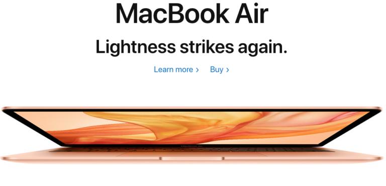 MacBook Air 2018 Wallpapers Download