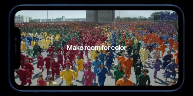 "Apple shares new ""Color Flood"" commercial highlighting the Liquid Retina display on iPhone XR"