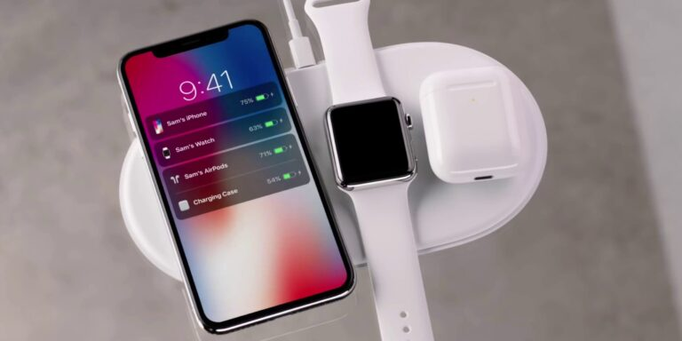 AirPower has reportedly entered production