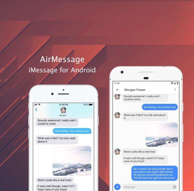 App Review: AirMessage