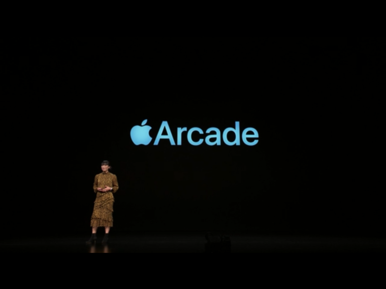 Apple Announces Apple Arcade