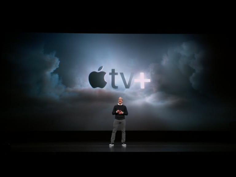Apple Announces Apple TV+ and the new Apple TV App
