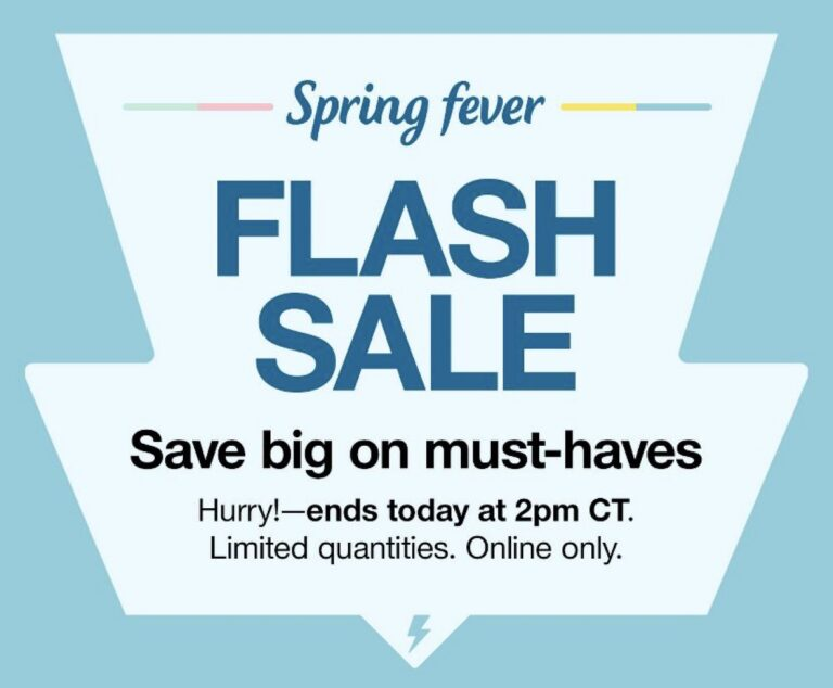 (EXPIRED) Apple Deals in Target Spring Fever Flash Sale