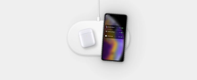 (UPDATE) AirPower image with iPhone ‪XS found on Apple's website