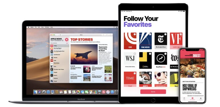 WSJ secured for Apple's rumored digital magazine subscription service