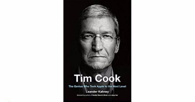 Reminder: Tim Cook Biography Releases Tomorrow, April 16