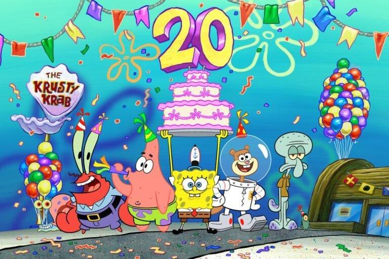 How to Stream Spongebob Squarepants on Spongebob's 20th Birthday