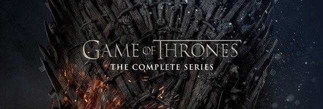 iTunes Discounts 'Game of Thrones' Complete Series