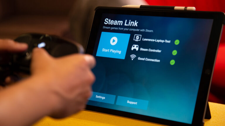 Steam Link finally available on iOS after getting rejected once