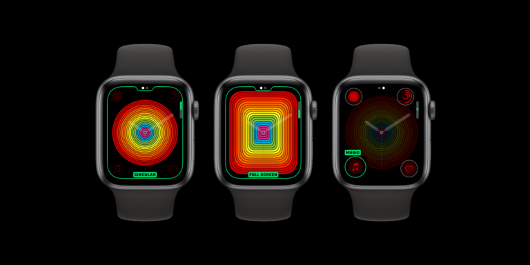 New '2019' Pride Watch Face added in watchOS 5.2.1