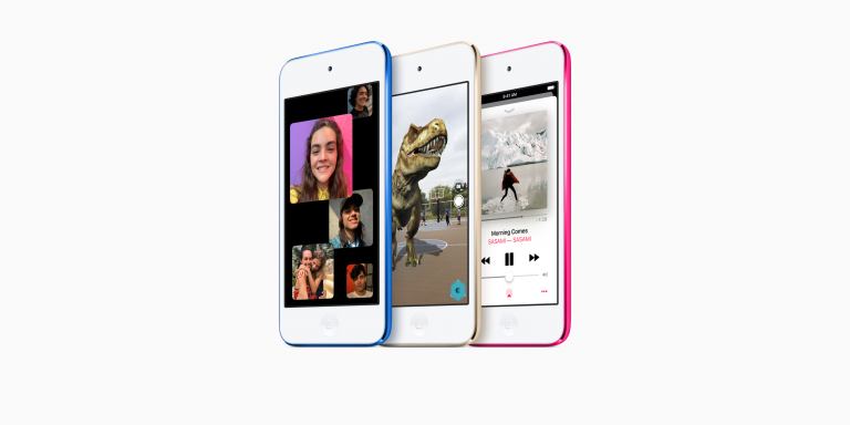 Apple Introduces New iPod touch With Up To 256GB of Storage, Starting At $199