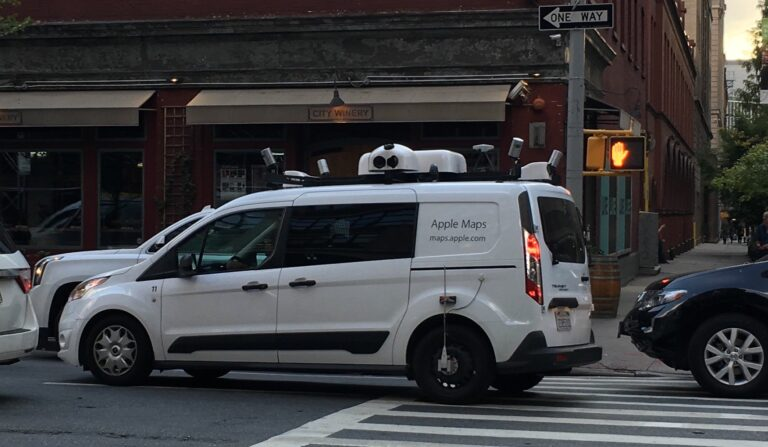 Apple Maps Vehicles Collecting Map Data This Summer in Canada