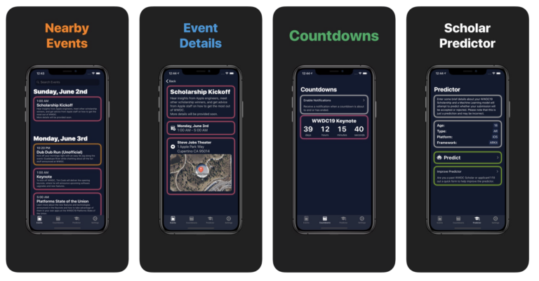 How to Get a Countdown for WWDC 2019