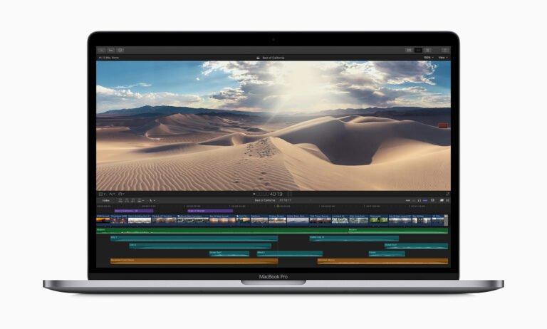 Apple Announces New 8-Core MacBook Pro