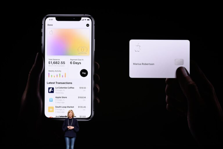 iOS 12.4 Developer beta released adding support for Apple Card