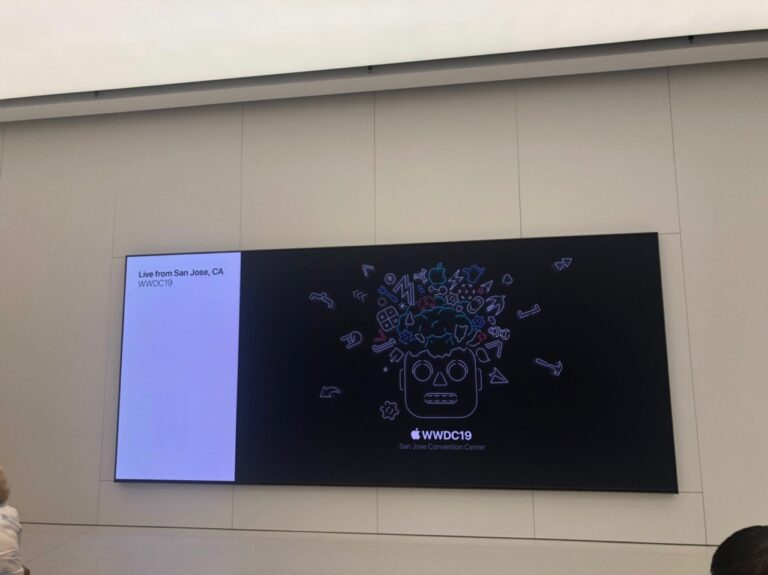 Photos: WWDC 2019 Keynote livestreamed in selected Apple Stores