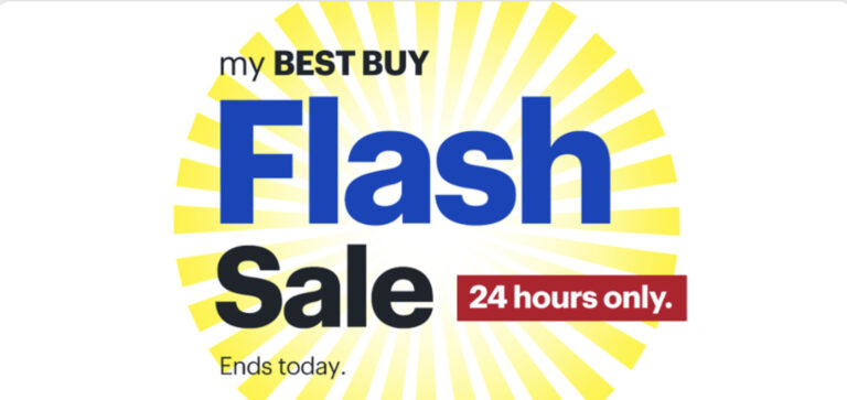 (EXPIRED) Apple Deals in Today's Best Buy Flash Sale