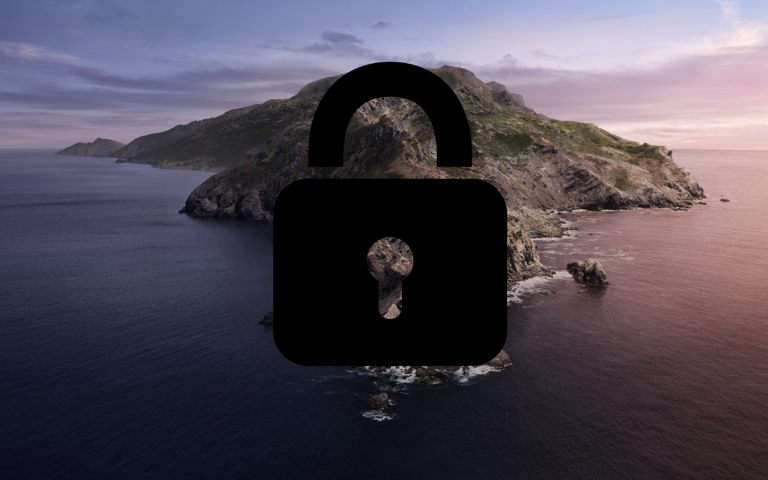 MacOS Catalina top new security features!