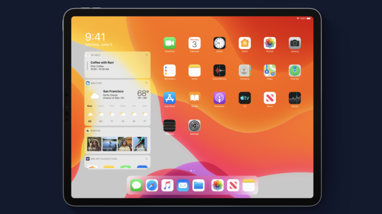 iPadOS Will Be Compatible with These iPads