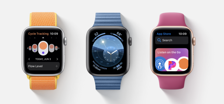 watchOS 6 Will Be Compatible with These Apple Watches