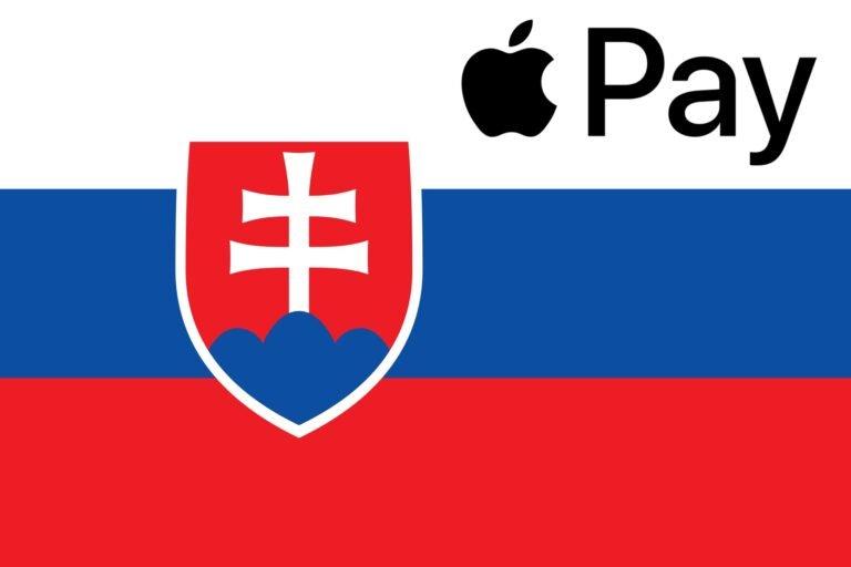 Slovakia Now Has Apple Pay