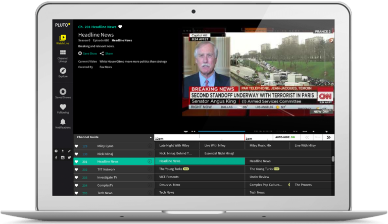 How to Add the Pluto TV App to Your Mac