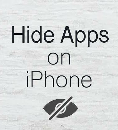 How to Hide Apps on Your iPhone