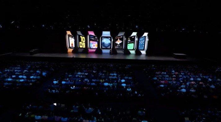 Apple Announces watchOS 6