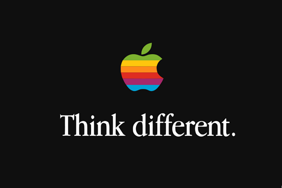 Apple may use its old rainbow logo on some of its products this year