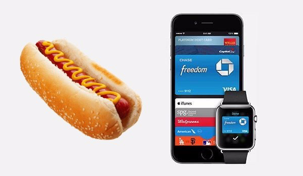Where to Get Hot Dogs with Apple Pay on National Hot Dog Day