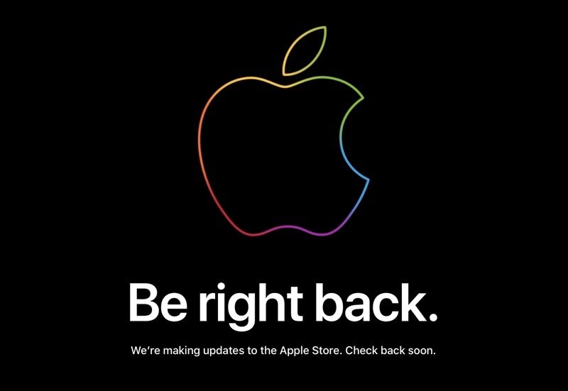Apple Store goes down amid new iPad release